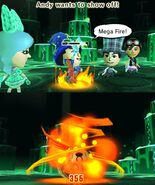 Using Mega Fire