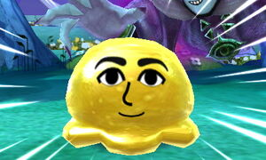"""Mini """"Sassy Child"""" Slime first appearance"""