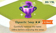 Dynastic Soup 2star