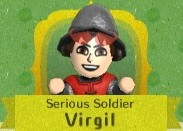 Serious Soldier