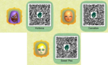 Fab Fairy Sisters QR Codes by Ixbran