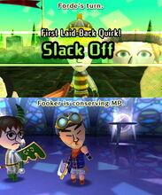 Slack Off