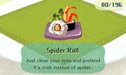 Spider Roll