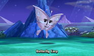 "Butterfly ""Carefree Guide"" In-battle"