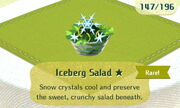 Iceberg Salad 1star