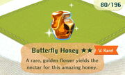 Butterfly Honey 2star