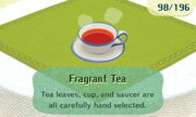 Fragrant Tea