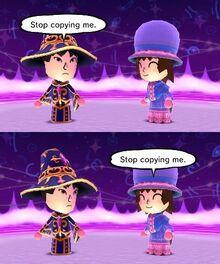 Mii Copying