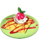 Mysterious Crepe