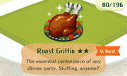 Roast Griffin 2star