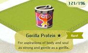 Gorilla Protein 1star