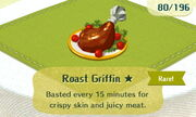 Roast Griffin 1star