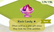 Rock candy rare