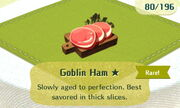 Goblin Ham 1star