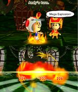 Mega Explosion Animation