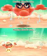 The Healing Cloud using Healing All.