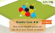 Bomble Gum 2star