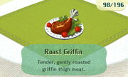 Roast Griffin