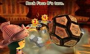 Rock face attacks