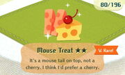 Mouse Treat 2star