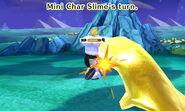 """Mini """"Sassy Child"""" Slime standard attack"""