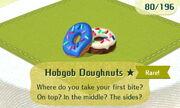 Hobgob Doughnuts 1star