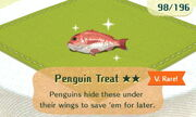Penguin Treat 2star