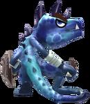 Blue Lizardman