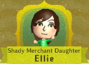Shady Merchant Daughter