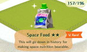 Space Food 2star