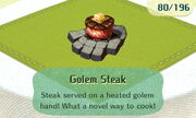 Golem Steak