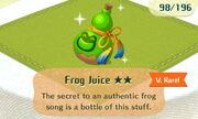 Frog Juice 2star