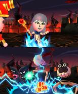 Mega Lightning Aimation