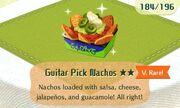 Guitar pick nachos vrare