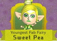 Miitopia - Youngest Fab Fairy