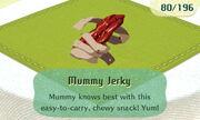 Mummy Jerky