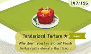 Tenderized Tartare 1star
