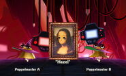 "Encounter ""Mii Painting"" Post-game"
