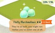 Fluffy marshmallows vrare