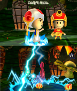 Giga Lightning Animation