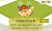Turkey Curry 1star