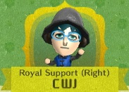 Right Royal Support