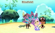 Princess Blindfold