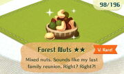 Forest Nuts 2star