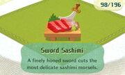 Sword Sashimi
