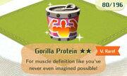 Gorilla Protein 2star