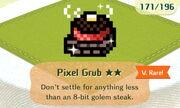 Pixel grub 2