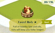 Forest Nuts 1star