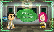 A forgiven Mii