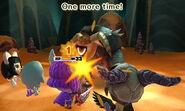 Minotaur attacks